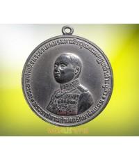 เหรียญใหญ่รัชกาลที่ 6 กรมรักษาดินแดนปี 2505 ขนาด4 ซม. เจ้าคุณนรฯเมตตาร่วมเสก