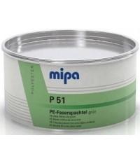 สีโป๊วสำหรับงานไฟเบอร์ P51 glass fibre
