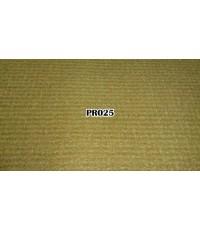 ขายส่งพรม ฟูก สีครีมอ่อน PR 025( สีพิเศษ) ยกม้วน กว้าง 2.0x25m.