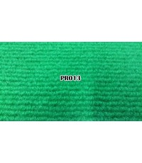 ขายส่งพรม สีเขียวสด ลูกฟูก PR 013 ยกม้วน กว้าง 2.0x25m.