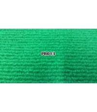 พรมอัดลอน สีเขียวสด PR 013 ยกม้วน กว้าง 1.5x25m.