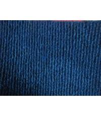 ร้านขายพรมอัดฟูก สีน้ำเงินดำ PR 016 ยกม้วน กว้าง 2.0x25m.