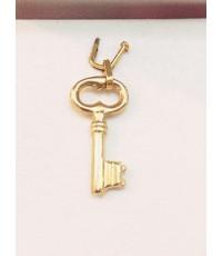 จี้ 14k ลูกกุญแจ