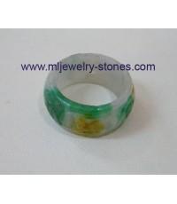 แหวนหยกพม่าแท้ (ฮก ลก ซิ่ว)