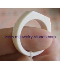 แหวนงาช้าง 6x59.5 มิล