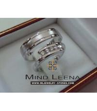 แหวนคู่ แหวนหมั้น แหวนแต่งงาน(งานสั่งทำ)
