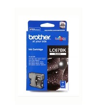LC-67BK BROTHER BLACK INK