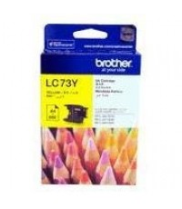 LC-73Y BROTHER YELLOW INK