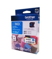 LC-563C BROTHER CYAN INK