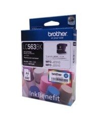 LC-563BK BROTHER BLACK INK