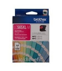 LC-565XLM ฺBROTHER MAGENTA INK