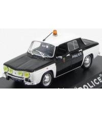 รถเหล็ก EDICOLA - RENAULT - R8 POLICE 1965