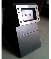เครื่องตัดบัตรพีวีซี ไดคัท ใหญ่พิเศษ สวย คม บัตรขนาด มาตรฐาน 5.4x8.6cm