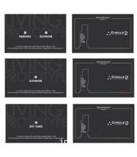 บัตร proximity card / RFID / HF / UHF / Dual Card