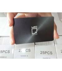 บัตรคีย์การ์ด IDEO  จุฬา-สามย่าน