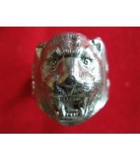 แหวนหน้าเสือ หลวงพ่อสนิท วัดลำบัวลอย