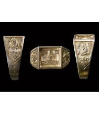 แหวนพระพุทธปี2527จอลึกนิยม หลวงปู่ดู่วัดสะแก