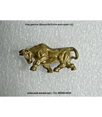 วัวธนูอุสุภราช เนื้อทองระฆังโบราณ ครูบกฤษดา (Khubakrissda) 1