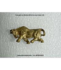 วัวธนูอุสุภราช เนื้อทองระฆังโบราณ ครูบกฤษดา (Khubakrissda) 4