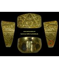 แหวนพระรัตนจักรเนื้อโลหะปี35 หลวงปู่ชื้น วัดญาณเสน (2)