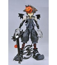 Kingdom Hearts Play Arts Sora Haloween Town