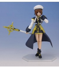 figma Lyrical Nanoha StrikerS Hayate Yagami Knight Armor