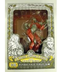 Golden wind JoJo\'s Bizarre Adventure Part Five B Diavolo most lottery prize \'s figure stands
