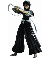 BLEACH Play Arts Kai   Kuchiki Lukia