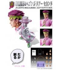 JoJo\'s Bizarre Adventure Part.IV 36. - Rohan Kishibe  Heavens Door Second