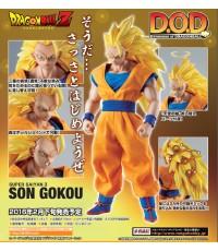 Dimension Of Dragon Ball - Super Saiyan 3 Son Goku
