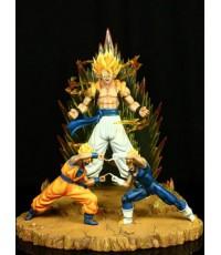 Dragon Ball Resin - The Fusion Gogeta