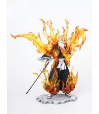 Bleach  1st Div Captain Burning Yamamoto Resin Statue