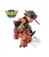 ICHIBAN KUJI WCF DRAGON BALL Z - A PRIZE DRAGON  SON GOKU