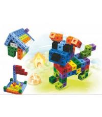 ตัวต่อ Cube Block 3 มิติ (ชุดเล็ก)*** ส่งฟรี ***