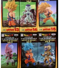 Dragon Ball Z WCF BATTLE OF SAIYANS vol.3