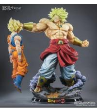 Broly Legendary Super Saiyan HQS By Tsume