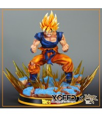 Xceed Goku Awakening