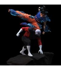 Ofubito  Goku Ultra Instinct VS Jiren.