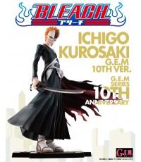 BLEACH - G.E.M.SERIES KUROSAKI ICHIGO G.E.M.10TH ANNIVERSARY VER.