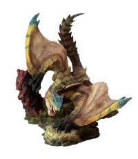 Capcom Figure Builder Creator\'s Model Roaring Wyvern Tigrex