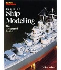 หนังสือ Basics of Ship Modeling (ภาษาอังกฤษ)