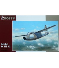 He 178 V-2 \'First Jet Plane of the World\' 1/72 Special Hobby