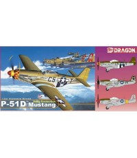 P-51D MUSTANG EARLY PRODUCTION 1/35 Dragon