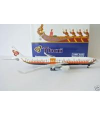 Thai Airways Airbus A330-300 Royal Barge HS-TEK 1/400 PHOENIX