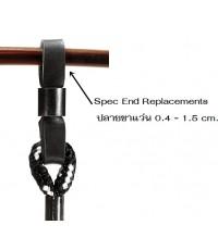 ปลายขารุ่น Leather Cords หรือ Czech Glass Cords