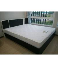 ที่นอนสปริงSleeper8นิ้ว - 6ฟุต (ผ้าขาว/ทอง)