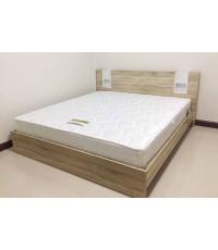 ที่นอนสปริงSleeperUpgrade8.5นิ้ว - 6ฟุต (ผ้าขาว)