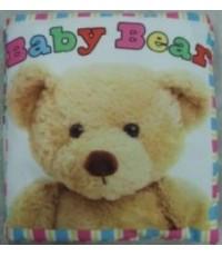 หนังสือผ้า Baby Bear