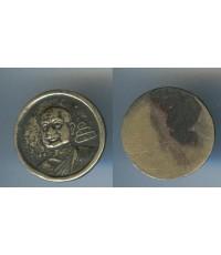 พระเครื่อง เหรียญพระพุทธโฆษาจารย์ เจริญ เนื้อเงิน