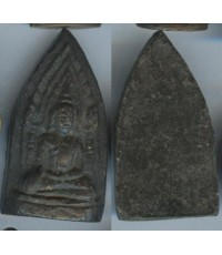 พระหลวงพ่อแดง วัดทุ่งคอก พิมพ์ชินราช เนื้อดินเผา